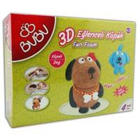 Bu-Bu 3D Eğlenceli Köpük Havhav Köpek Bubu-Ek0005