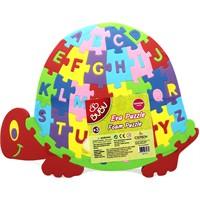 Bu-Bu Eva Puzzle Kaplumbağa Rakamlar Bubu-Ep0001