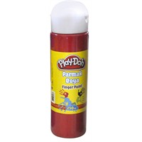 Play-Doh 250 Ml Parmak Boyası(Tüp)Kırmızı Play-Pr005