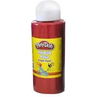 Play-Doh 500 Ml Parmak Boyası(Tüp)Kırmızı Play-Pr011