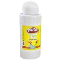 Play-Doh 500 Ml Parmak Boyası(Tüp)Beyaz Play-Pr014
