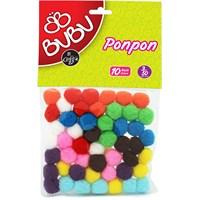 Bu-Bu Ponpon 3Cm 50'Li Karma Bubu00110