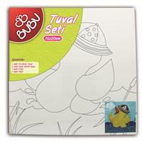 Bu-Bu 15X20 Tuval Seti Bubu00058