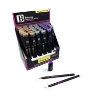 Bensia Black Kurşun Kalem-Ball Pen 2'Li Set 36'Lı Bs-Klm009