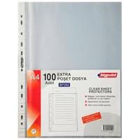 Bigpoint Poşet Dosya Extra 100 'Lü Paket Bp292