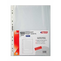 Bigpoint Poşet Dosya Ekonomik 100 'Lü Paket Bp290