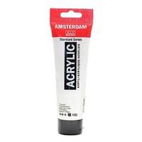 Talens Amsterdam Akrilik Boya 120 Ml. 105 Titanium White