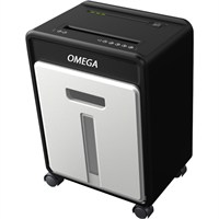 Omega Hs-8/A4 Evrak İmha Makinesi -20 Litre