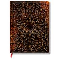 Paperblanks Defter 10 Yıllık Anı Defteri Groiler 1425-6