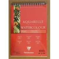 Clairefontaine Resim Defteri Etival Watercolor Suluboya A4 300Gr 30 Sayfa 93618