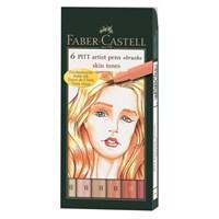 Faber Castell Pitt Çizim Seti Ten Renkleri 167162