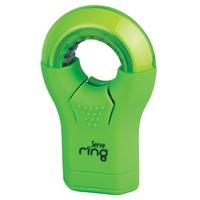 Serve Ring Silgi+Kalemtıraş 8'Li Karton Kutu Fosforlu Yeşil Sv-Rıng8Ktfy