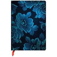 Paperblanks Defter Blue Muse Midi Çizgili 2955-7