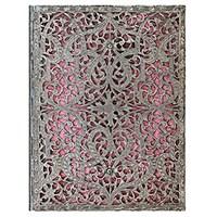Paperblanks Defter 1915-2 Silver Fligree Blush Pink Ultra Çizgili