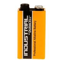 Duracell 9 Volt Alkalin Endüstriyel Pil 10'Lu Paket