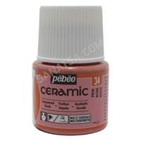 Pebeo Ceramic Seramik Boyası 34 Pink