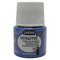 Pebeo Ceramic Seramik Boyası 35 Blue