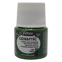 Pebeo Ceramic Seramik Boyası 37 Green