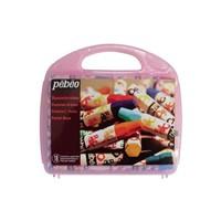 Pebeo Yağlı Pastel Boya Plastik Kutulu 18 Renk