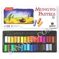 Mungyo Gallery Artists' Soft Pastel 32 Renk Yarım Boy