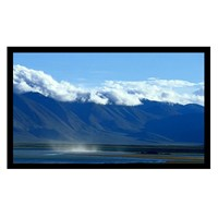 Best Vısıon 312X181 3D Fixed Frame Projeksiyon Perdesi