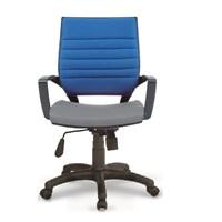 Rigel Çalışma Ve Toplantı Koltuğu - Mavi/Gri