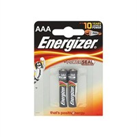 Energizer (D52-7317) Power Alkalin Aaa İnce Kalem Pil 2Li Blister