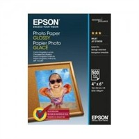 Epson Glossy Photo Paper 10X15 200Gr (500Lü)