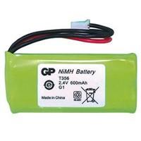 GP T356 2.4V 600mAh 2'Li Telsiz Telefon Pili