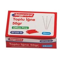 Bigpoint 359 Toplu İğne 50 Gr Bp35950