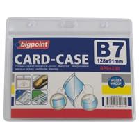 Bigpoint 642-30 Kilitli Kart Poşeti Yatay B7(128X91) Bp64230