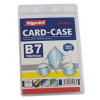 Bigpoint 642-31 Kilitli Kart Poşeti Dikey B7(91X128) Bp64231