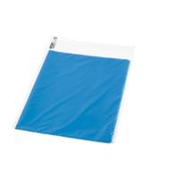 Bigpoint 790 Şeffaf Defter Kabı A4 5Li Paket Mavi Bp79028