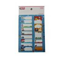 Bigpoint 850 Sticker School Ulaşım 5 Yp. Bp85093