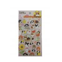Bigpoint 851-11 Sticker Sirin Köpekler Bp85111