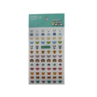Bigpoint 851-18 Sticker Hayvan Yüzleri Bp85118