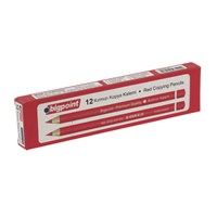 Bigpoint 945 Kırmızı Kopya Kalemi 12Li Kutu Bp94525