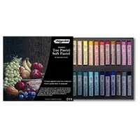 Bigpoint Bpp 902 Artists' Soft Pastel 24 Renkli Bpp902
