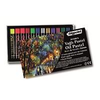 Bigpoint Bpp 921 Artists' Oil Pastel Metalik&Fosforlu 12 Li Bpp921