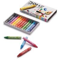 Doms Jumbo Wax Crayon 12 Li Kutu Do3468