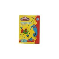 Play-Doh 24 Renk Kuru Boya