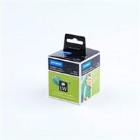 LW Askılı Dosya Etiketi, 220 etiket/paket, 50x12mm (99017)