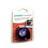 Dymo Letratag Metalik Plastik Şerit