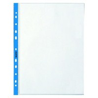 Leitz Poşet Dosya Kristal (100 Adet) Şeffaf 47001035