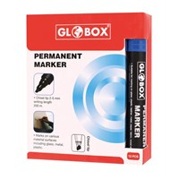 Globox Ksk Uç Kırmızı Koli Kalemi 12Li 6921
