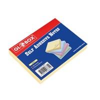 Globox Yapışkanlı Not Kağıdı 75X100 100 Yp. Sarı 6631