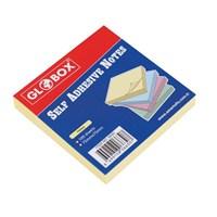 Globox Yapışkanlı Not Kağıdı 75X75 100 Yp. Sarı 6630