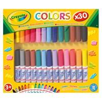 Crayola Mini Yıkanabilir Keçeli Kalem 30'lu