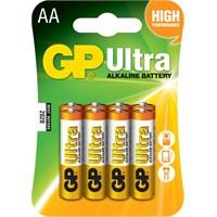 GP Ultra Alkalin 8'li AA Boy Kalem Pil (GP15AU-2U8)