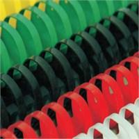 Mapibind 12 mm Plastik Spiral - 100 Adet Lacivert